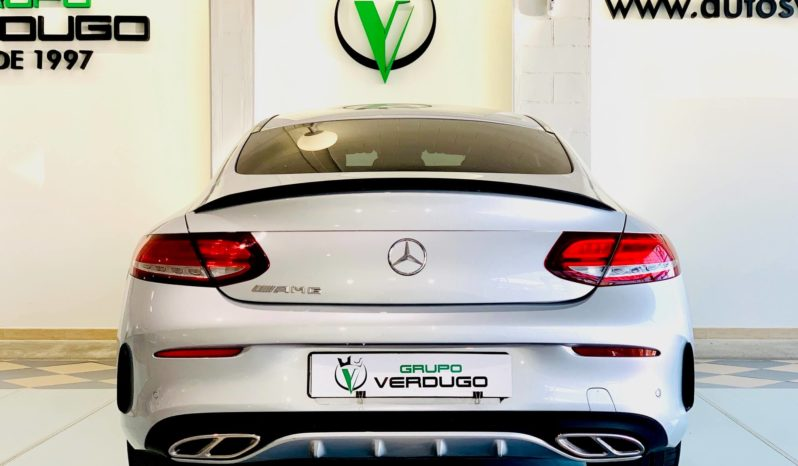 Mercedes C220 Coupe AMG lleno
