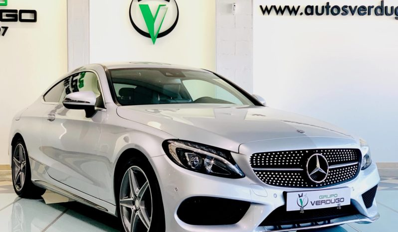 Mercedes C220 Coupe AMG