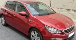 Peugeot 308 Style 1,6 BLUEHDI INFRA RED